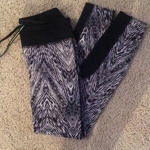Nike dryfit running leggings